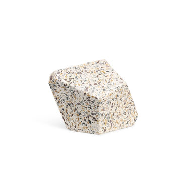 POLYHEDRON TERRAZZO OBJECT, , hi-res