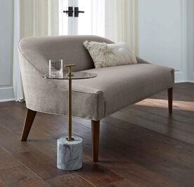 BELLA BEDROOM SOFA, Sunbrella Performance Textured Two-Tone Linen - GRAPHITE, hi-res