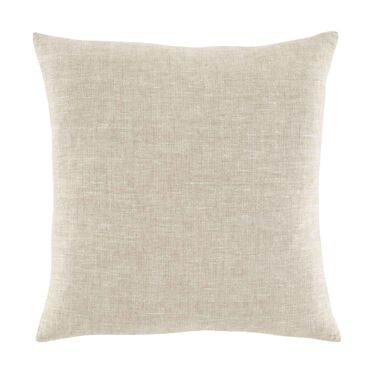 FRANCES LINEN PILLOW 20 X 20, , hi-res