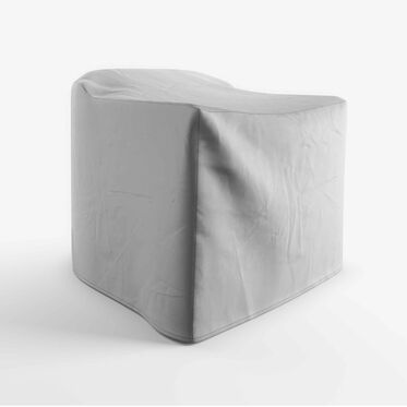 DEL MAR OUTDOOR DINING CHAIR COVER, , hi-res