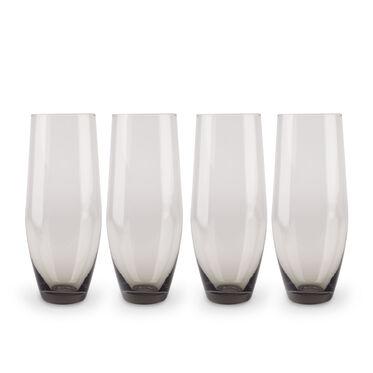 HANDBLOWN HIGHBALL GLASSES - SET OF 4, , hi-res