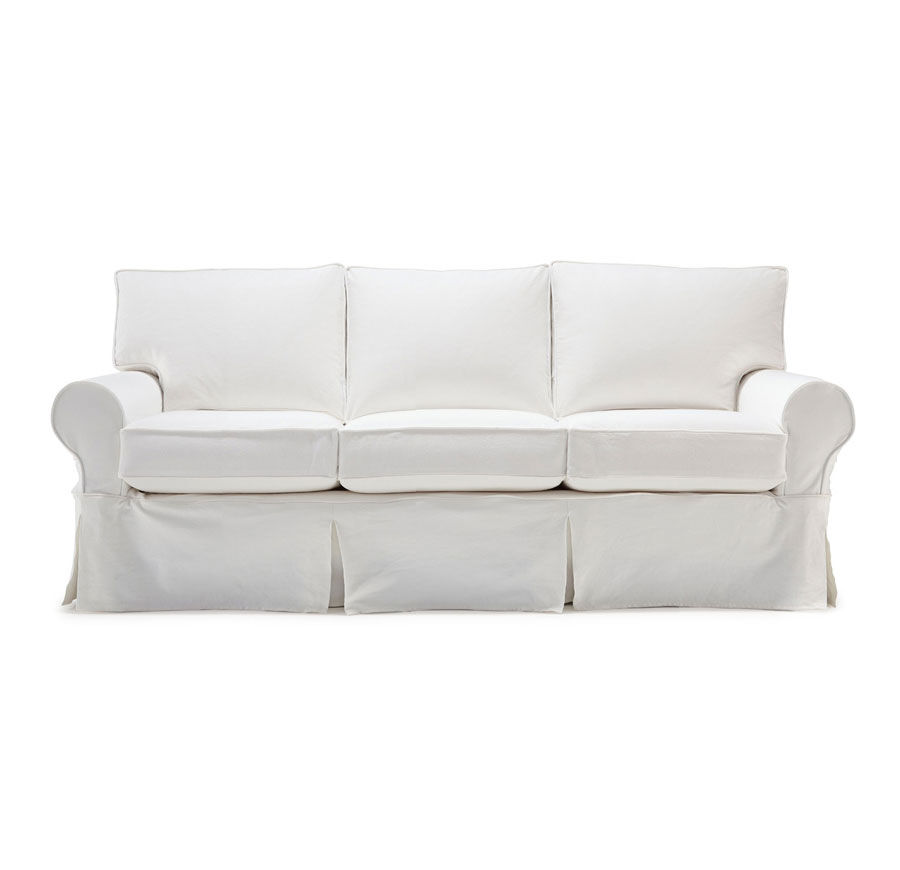 ALEXA II LUXE QUEEN SLIPCOVER SLEEPER SOFA