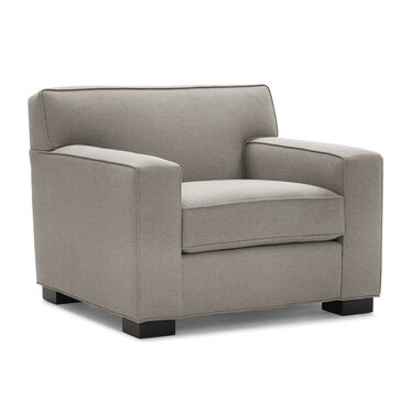 JEAN LUC CHAIR, RIDLEY - PEWTER, hi-res