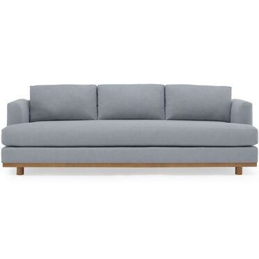 PORTER SOFA, Performance Textured Linen - SKY BLUE, hi-res