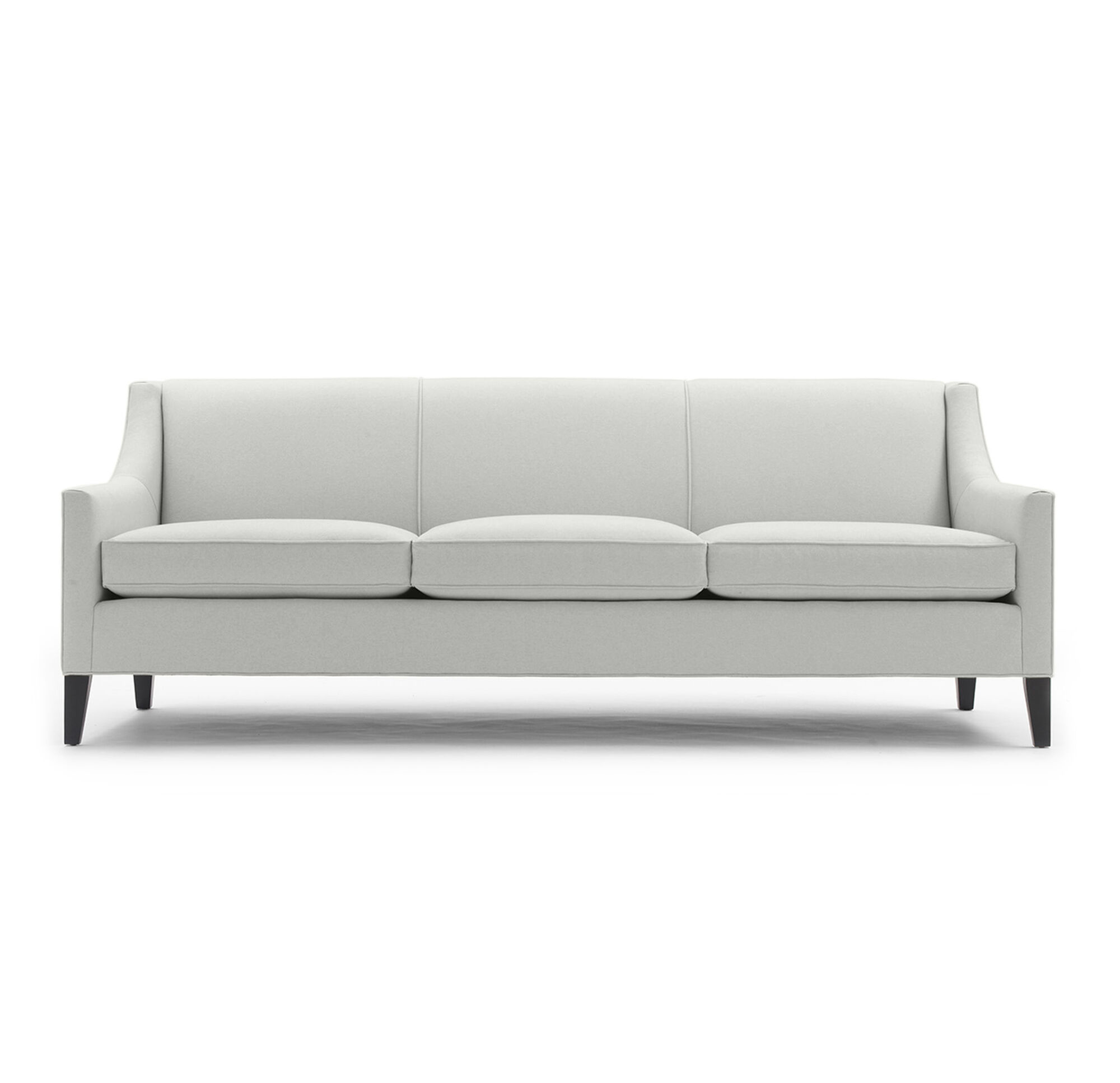 CARA SOFA PHIPPS - STONE hi-res  sc 1 st  Sofas : alan white sectional - Sectionals, Sofas & Couches