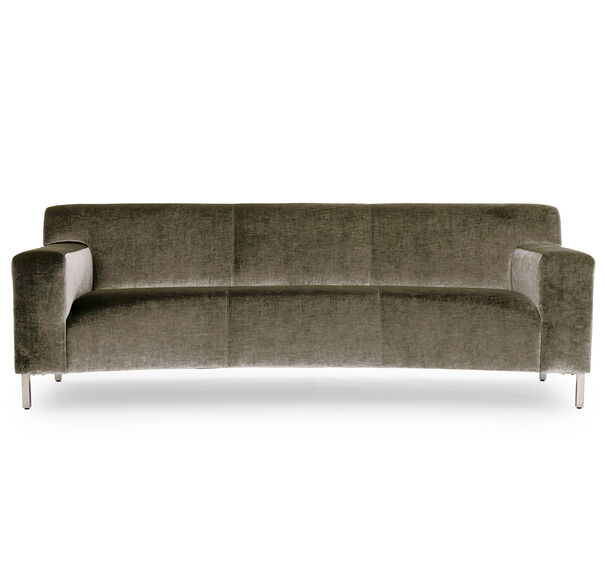 MARCELLO CURVED SOFA, BODEN - MOSS, hi-res