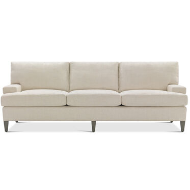 COLTON SOFA, PERFORMANCE LUSTROUS BASKET WEAVE - CREAM                             , hi-res