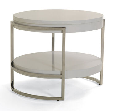 LAWSON ROUND SIDE TABLE, , hi-res