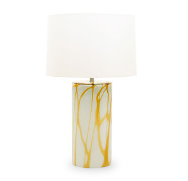 PEMBROKE TABLE LAMP - AMBER, , hi-res