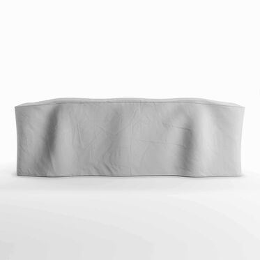 SANIBEL OUTDOOR RECTANGLE DINING TABLE COVER, , hi-res