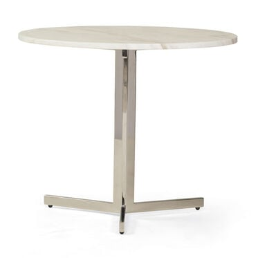 EMILIO II ROUND SIDE TABLE, , hi-res