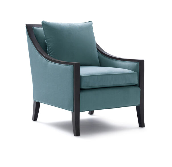 ARIANA CHAIR, PIPPIN - TEAL, hi-res