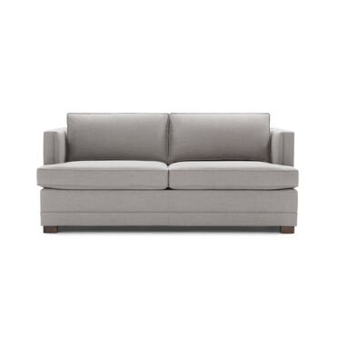 KEATON SUPER LUXE QUEEN SLEEPER SOFA, NUANCE - DOVE, hi-res
