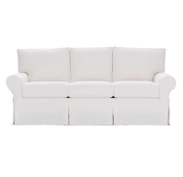 ALEXA II SUPER LUXE QUEEN SLIPCOVER SLEEPER SOFA, , hi-res