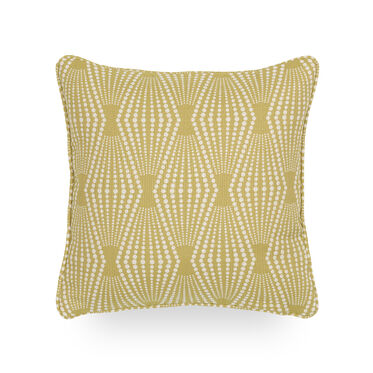 17 IN. SQUARE THROW PILLOW, DECO - LIMON, hi-res