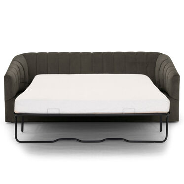 LANDRY CHANNEL TUFTED SLEEPER, PIPPIN - MINK, hi-res