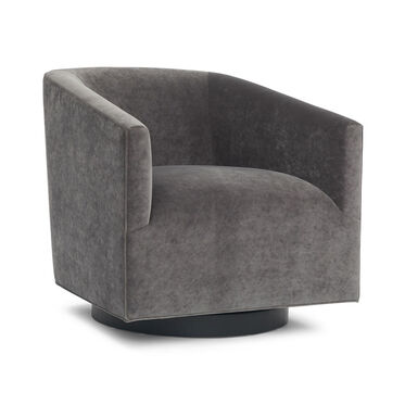 COOPER STUDIO FULL SWIVEL CHAIR, BOULEVARD - GRAPHITE, hi-res