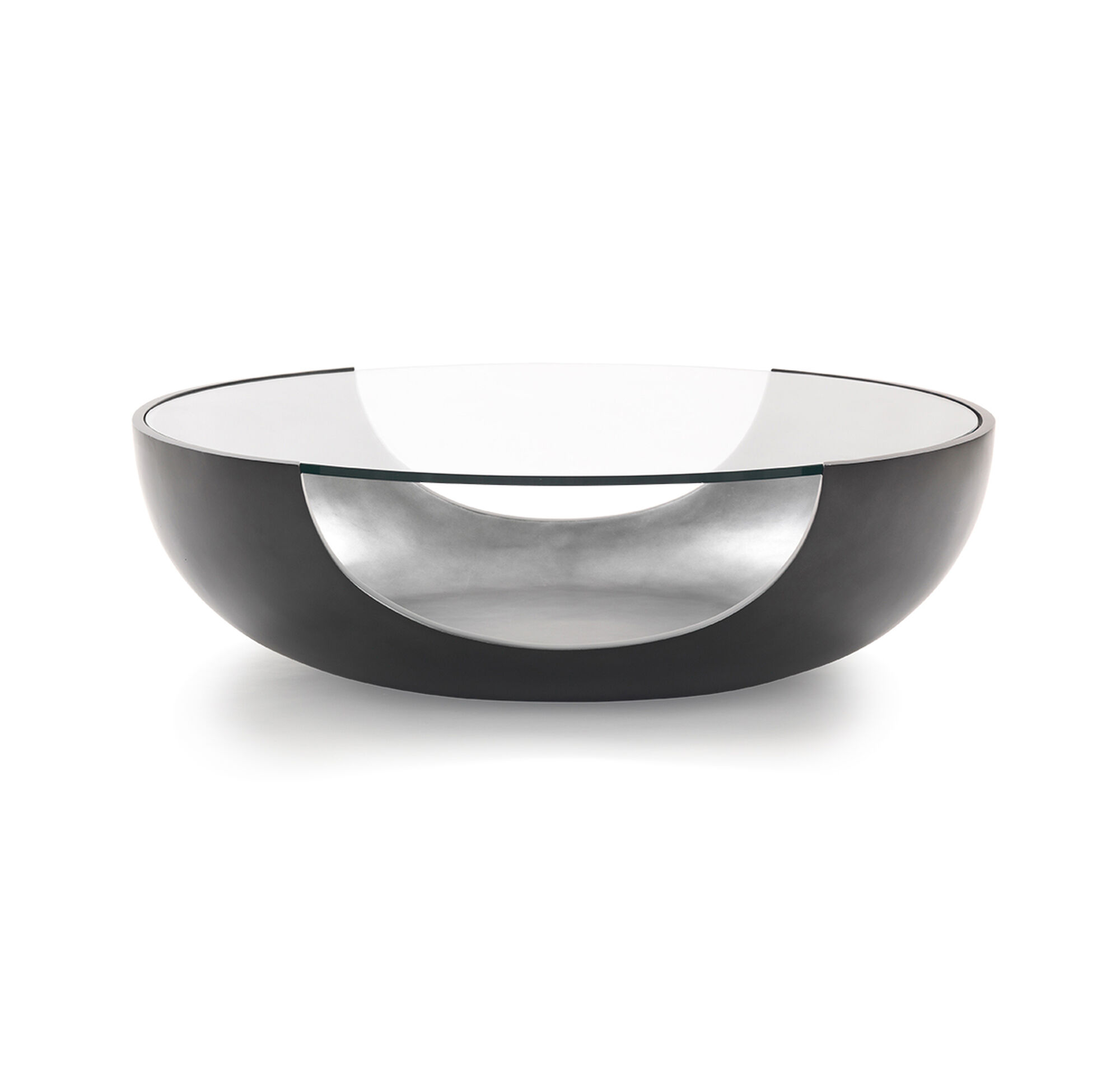 Soleil Cocktail Table Pewter