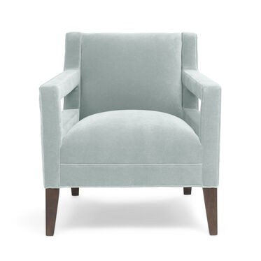 DUKE CHAIR, BOULEVARD - SKY BLUE, hi-res