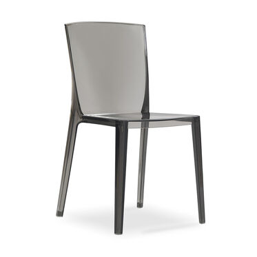 ALAIN SIDE CHAIR - SMOKE, , hi-res