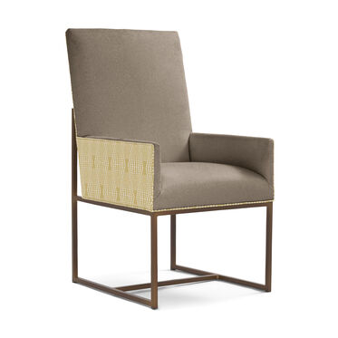 GAGE TALL ARM DINING CHAIR, , hi-res