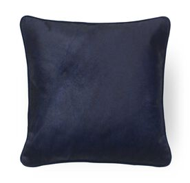"""HAIR ON HIDE 22"""" X 22"""" WELT ACCENT PILLOW, , hi-res"""