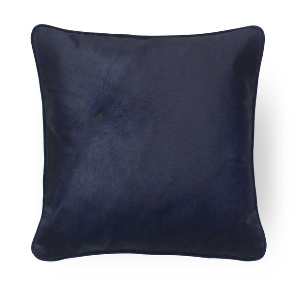 "HAIR ON HIDE 22"" X 22"" WELT ACCENT PILLOW, , hi-res"