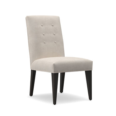 OLIVER SIDE DINING CHAIR, PAULSON - ECRU, hi-res
