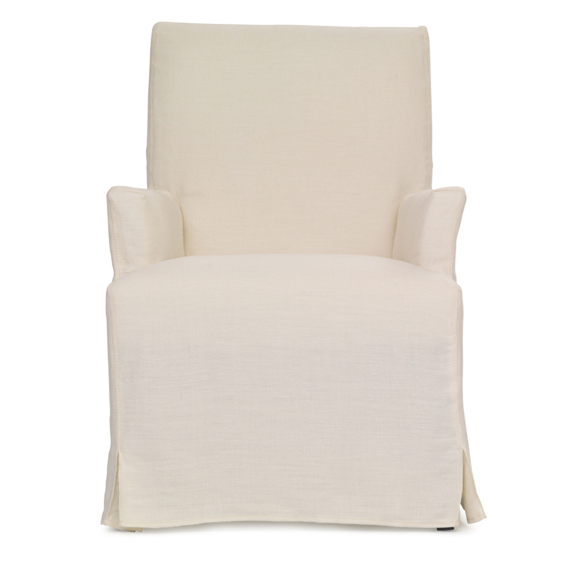 Julia Arm Dining Chair Slipcover