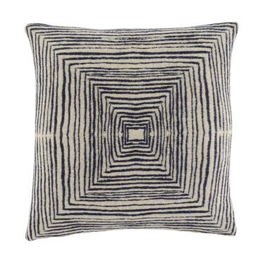 LINEAR  SQUARE PILLOW 18 X 18, , hi-res