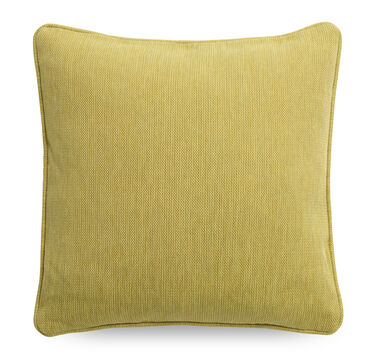 21 IN. SQUARE THROW PILLOW, SUNDANCE - LIME, hi-res