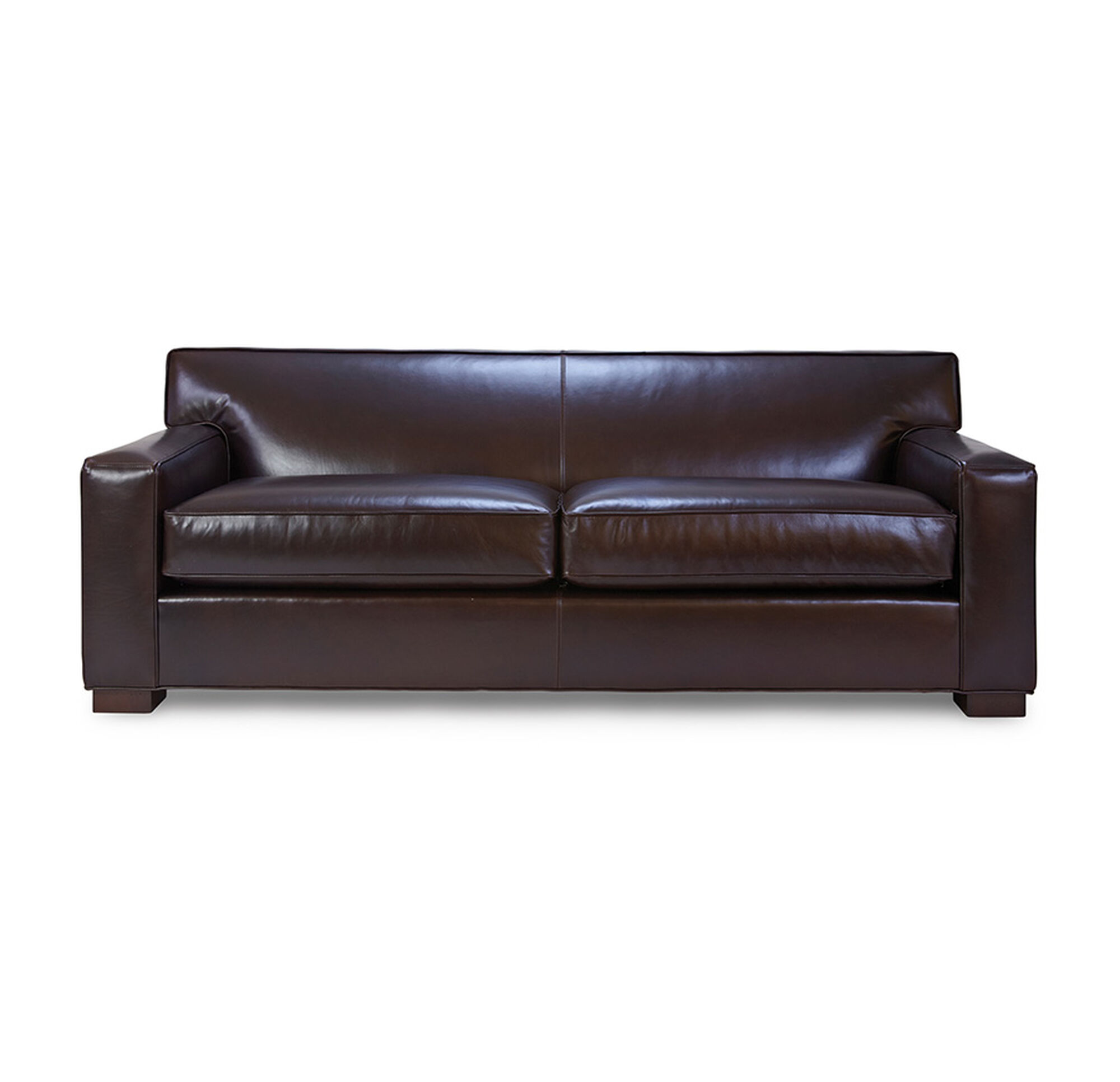 JEAN LUC LEATHER SOFA