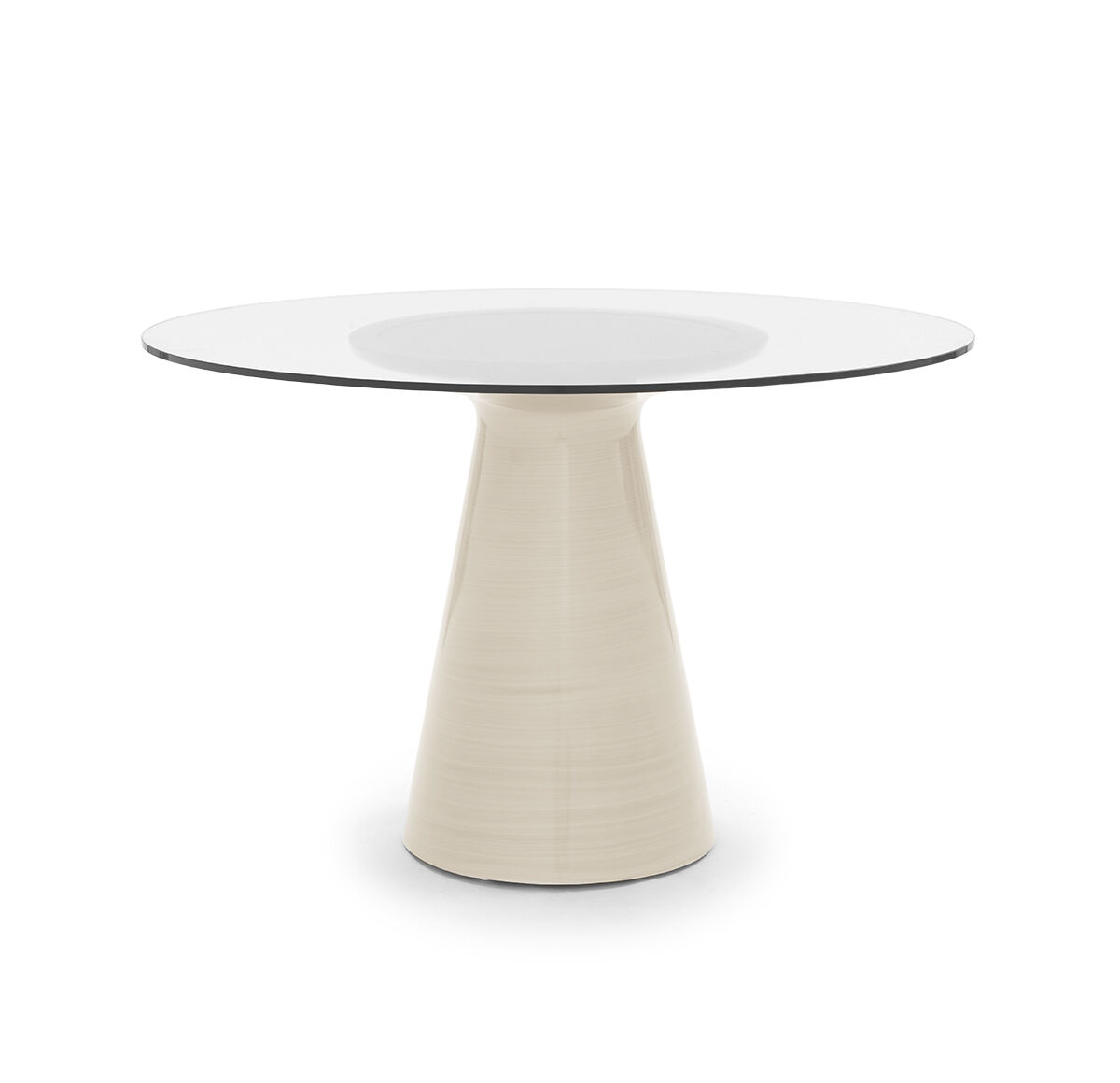 ADDIE DINING TABLE   WHITE, , Hi Res