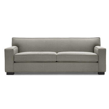 JEAN LUC SOFA, Performance Textured Pebble Weave - PEWTER, hi-res
