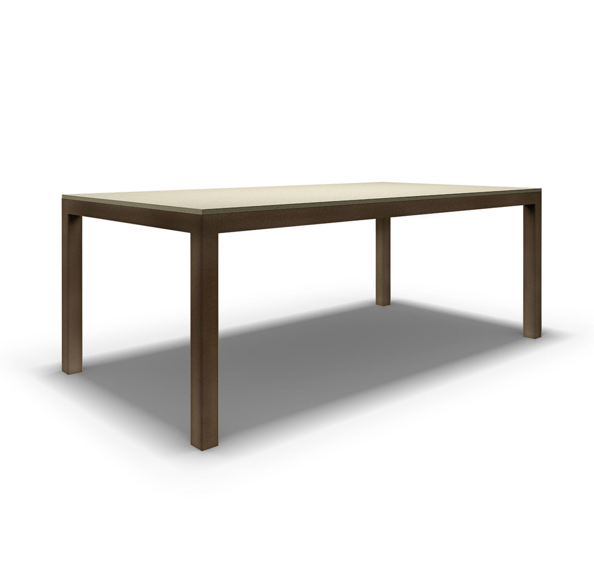 Excellent Classic Parsons Dining Table Vintage Brass Interior Design Ideas Tzicisoteloinfo