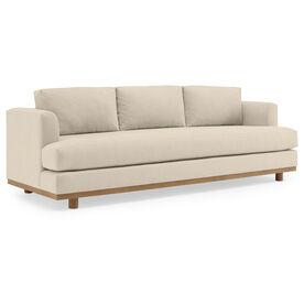 PORTER SOFA, Performance Textured Linen - Almond, hi-res