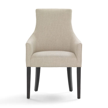 ADA ARM DINING CHAIR, WINGATE - LINEN, hi-res