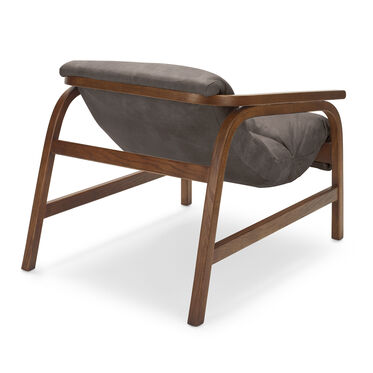 DIXON LEATHER CHAIR, MOAB - MINK, hi-res