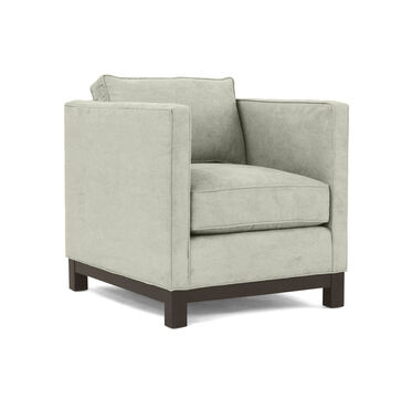 CLIFTON CHAIR, SOFT SUEDE - STONE, hi-res