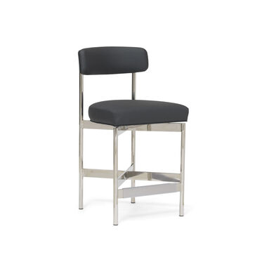 REMY COUNTER STOOL, KOKO - CHARCOAL, hi-res
