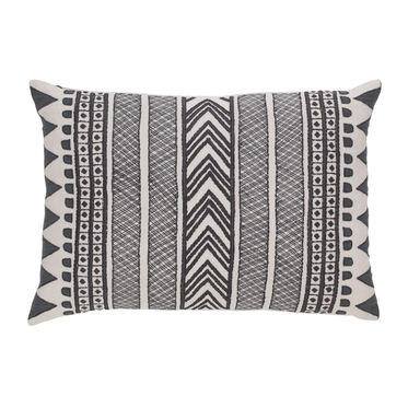 LINEAR STRIPE THROW PILLOW, , hi-res