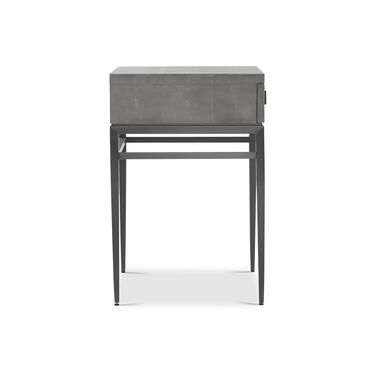 SOLANGE SIDE TABLE - GRAY, , hi-res