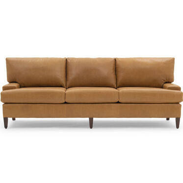 COLTON 81 LEATHER SOFA, , hi-res