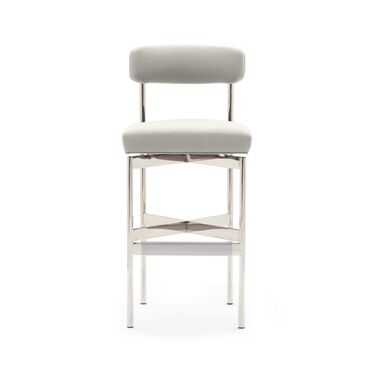 REMY BAR STOOL, KOKO - STONE, hi-res