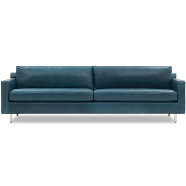 HUNTER LEATHER SOFA, MONT BLANC - MOUNTAIN SPRING, hi-res