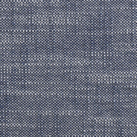 Performance Textured Linen - INDIGO