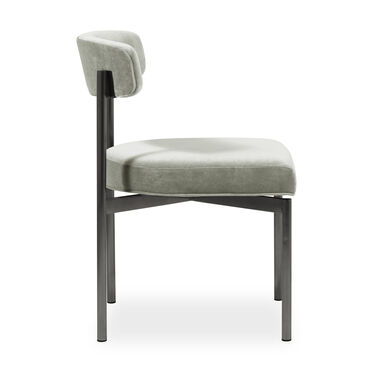REMY DINING CHAIR - PEWTER, BOULEVARD- PATINA, hi-res