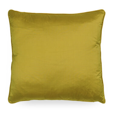 "SILK 20"" X 20"" ACCENT PILLOW, SILK - PERIDOT, hi-res"