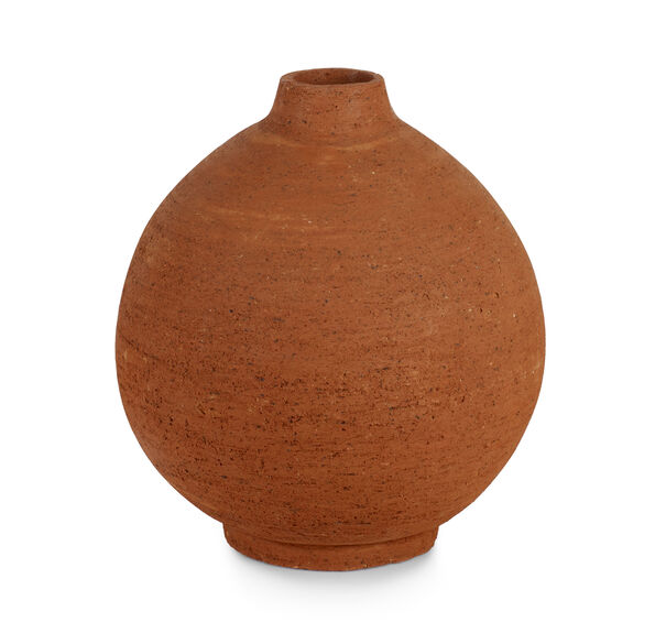 TERRACOTTA VASE, , hi-res