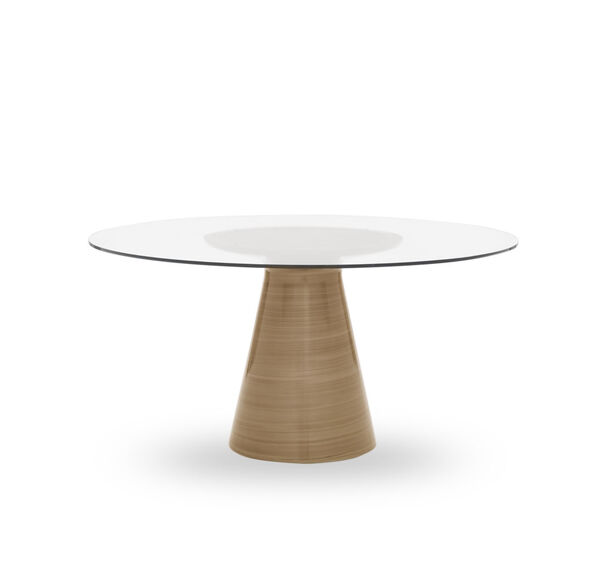ADDIE DINING TABLE - BRONZE, , hi-res